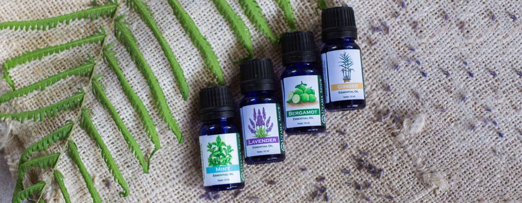 Utama Spice Essential Oils