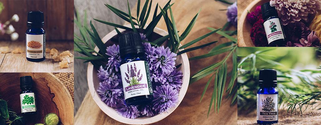 Essential Oils to Help Scar Healing