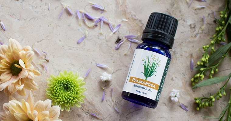 Palmarosa Essential OilIts Use and Benefits