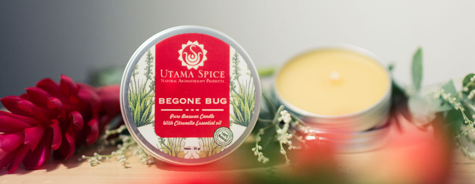 Begone Bug Bali: Nature's Best Insect Repellent