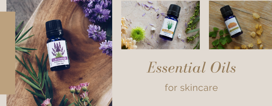 Essential Oils for a Healthy Skincare Routine