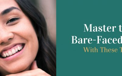 Master the Bare-Faced Look With These Tips